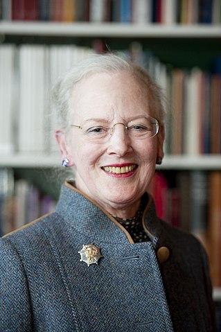 Margrethe II of Denmark