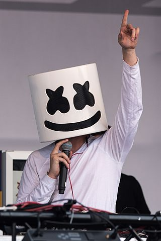 """Marshmello"" Christopher Comstock"