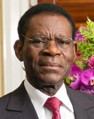 Teodoro Nguema Mbasogo