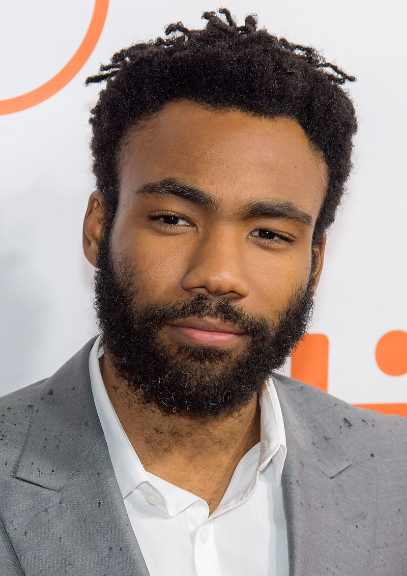 Donald Glover (Childish Gambino)